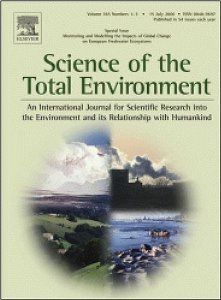 Science of the total environment