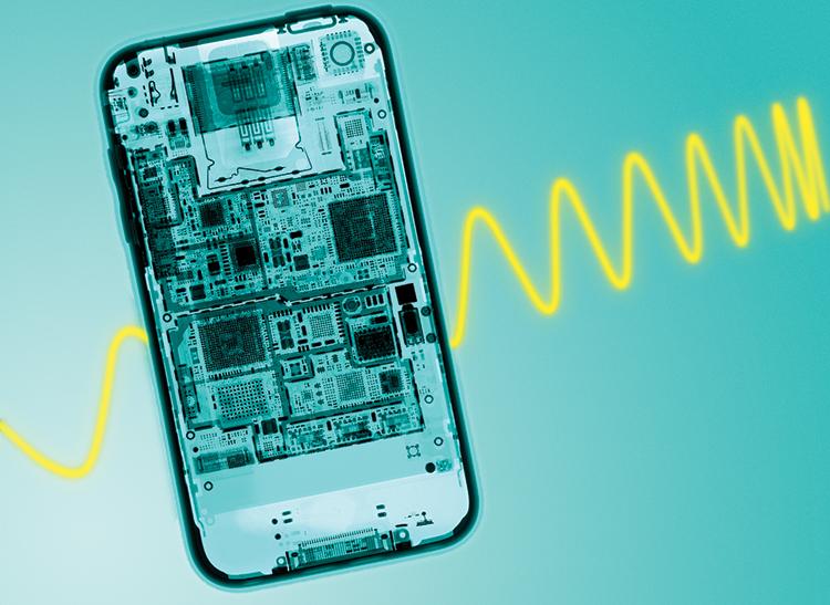 x ray phone