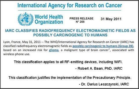 I.A.R.C. - 31 maggio 2011