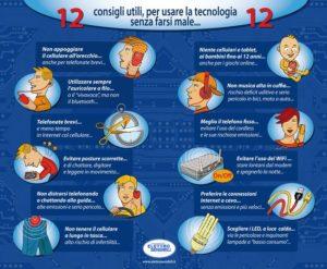12 Consigli utili, per usare la tecnologia senza farsi male